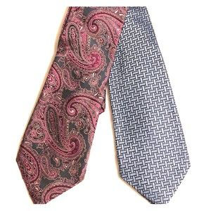Bundle of 2 Tasso Elba Ties